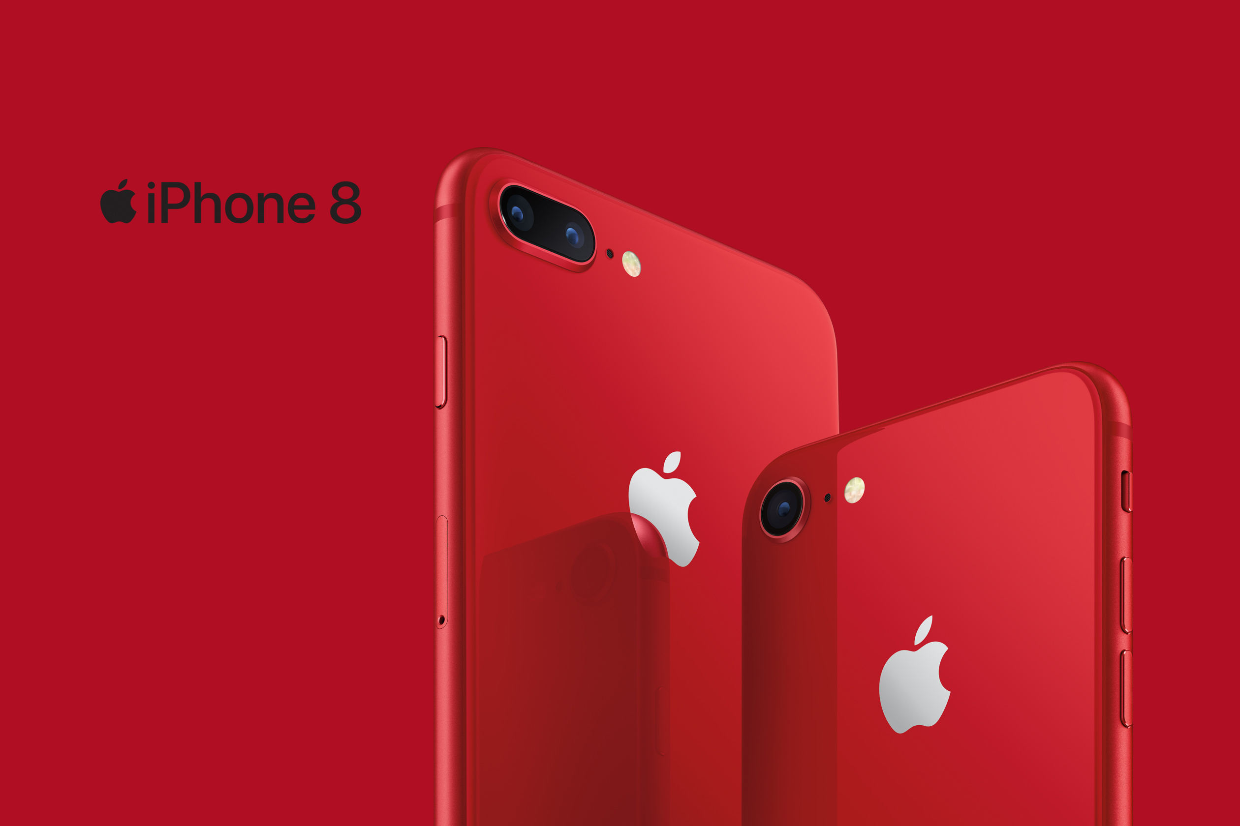 "Νέο iPhone 8 RED"" class="