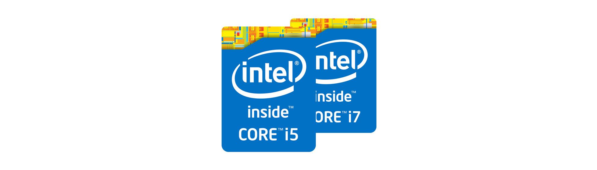 Intel i5 & i7