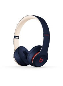 Beats Solo3 Wireless Headphones – Beats Club Collection – Club Navy