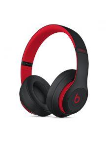 Beats Studio3 Wireless Over-Ear Headphones - The Beats Decade Collection - Defiant Black-Red