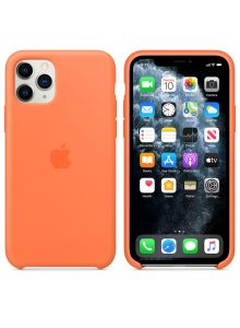 iPhone 11 Pro Silicone Case - Vitamin C